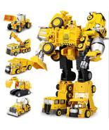 Devastator Decepticon KO Version Transformers Model 5-in-1 Transformatio... - $79.60