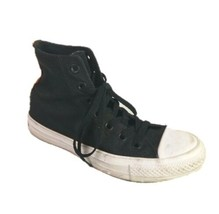 Converse Black High Top Chuck Taylor All Star Sneakers Shoes Men Size 5 Womens 7 - $30.64