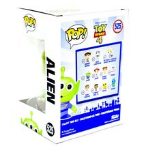 Funko Pop! Disney Pixar Toy Story 4 Alien #525 Vinyl Action Figure image 3
