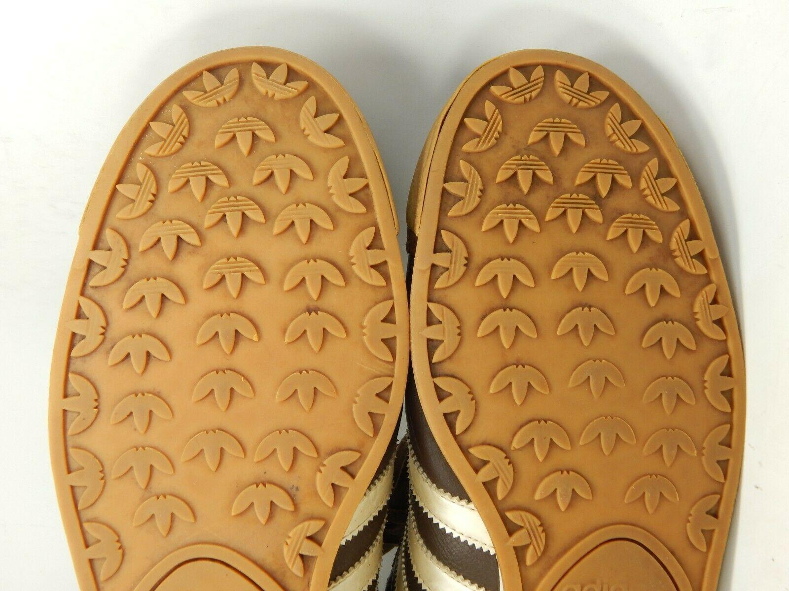 Adidas Samoa Größe US 12 M (D) Eu 46 2/3 Herren Freizeit Turnschuhe Braune image 8
