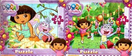 Dora and Friends - 24 Pieces Jigsaw Puzzle (Set of 2 Pack) - v5 - $16.82