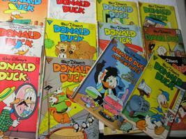 Walt Disney Donald Duck Gladstone Vintage Comic Books Funny humor 1989 - $51.41
