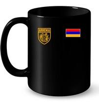Armenia Soccer Tee Gift Coffee Mug - $13.99+