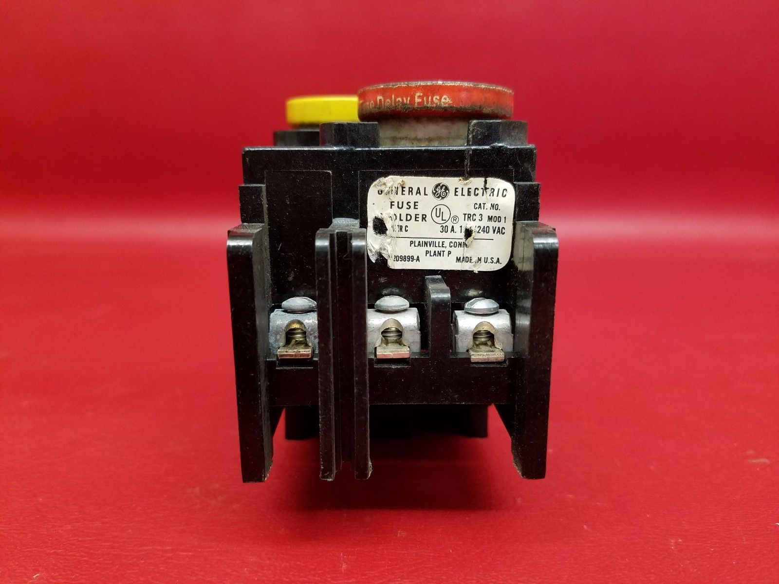 General Electric Fuse Block Obsolete Ge Box A Holds Fuses With 1600x1200