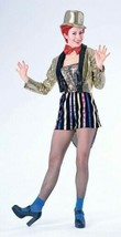 The Rocky Horror Picture Show Cosplay Columbia Costume Size XL, NEW UNWORN - £35.12 GBP