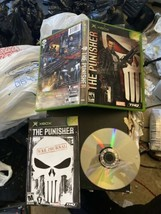 The Punisher Marvel (Microsoft Xbox, 2005) Complete W / MANUAL! TESTED - $28.04