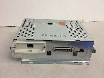 Primary image for HP 2500N Formatter Board With HP Jetdirect 615n j6057a 10.100tx