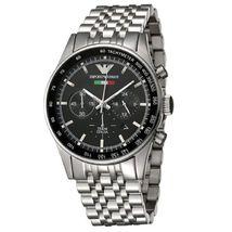 Emporio Armani AR5983 Team Italia Chronograph Mens Watch - $118.90