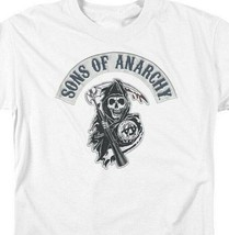 Son of Anarchy American crime TV series Reaper Crew graphic t-shirt SOA103 image 2