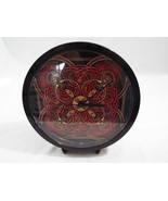 """Cafe Press Decorative Wall Clock Red and Black Steam Punk Design 9"""" Across - $12.46"""