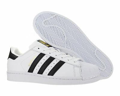 Hombre Adidas Superstar Adidas Originals Blanco Negro C77124