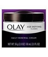 OLAY Age Defying Classic Daily Renewal Cream 2 oz - $16.82
