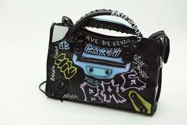 AUTH Excellent Condition Balenciaga Graffiti Classic Small City - $1,300.00