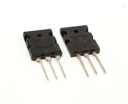 5 Pairs   Motorola MJL1302A + MJL3281A Audio Power Amp Transistor 260V 15A - $33.66