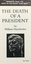 The death of a President, November 20 - 25, 1963,by William MANCHESTER,... - $12.82
