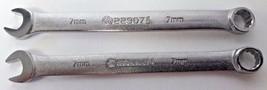 Kobalt 22907 7mm Combo Wrench 12 Point USA 2pcs - $3.17