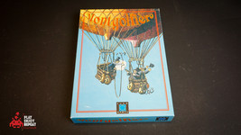 MONTGOLFIERE EURO GAMES VINTAGE BOARD GAME COMPLETE FAST - $43.29
