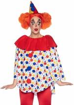 Clown Poncho 2-Piece Poncho & Hat Kit from Leg Avenue™ - $37.95