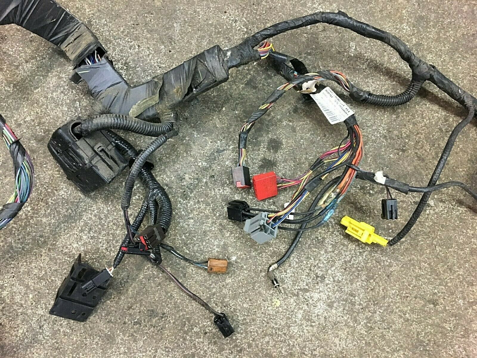 Ford E350 Wiring Harnes - Wiring Diagram