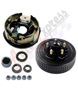 "Auto Express 1 Trailer 10 x 2 1/4"" Electric Brake 5 on 4.5 Hub Drum Bear... - $95.90"