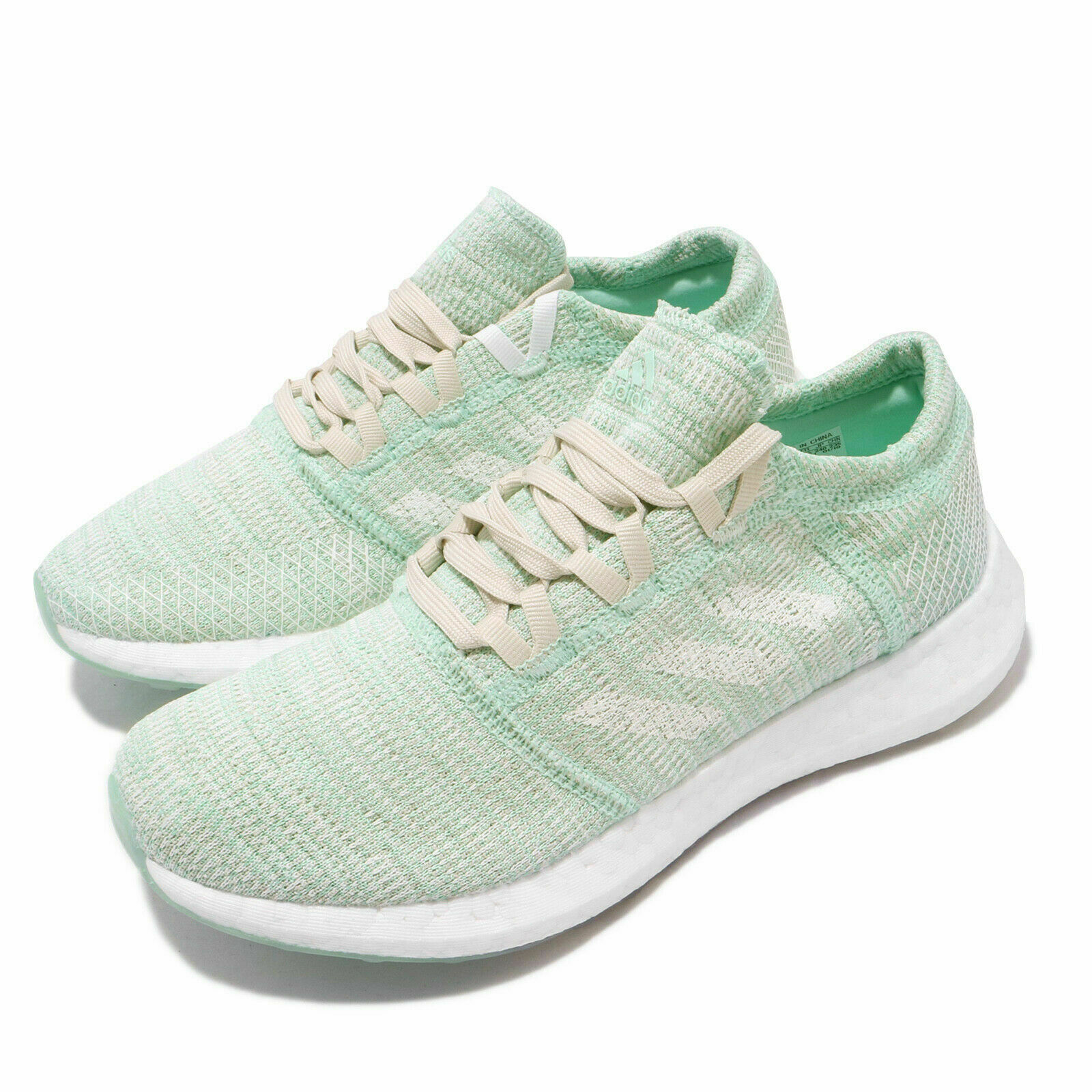 Primary image for Adidas PureBoost Go Women's Running Clear Mint/Mesh(B75827)Various Size