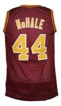 Kevin McHale #44 Custom College Basketball Jersey New Sewn Maroon Any Size image 4