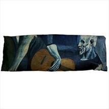 dakimakura body hugging pillow case picasso old guitarist  cover  - $36.00