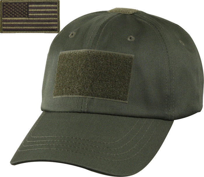 Olive Drab Tactical Operator Cap with and 48 similar items 6b9535a11788