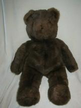 "Ty Classic 1991 Jumbo PJ the Brown Bear 26"" Plush Soft Toy Stuffed Animal - $52.46"