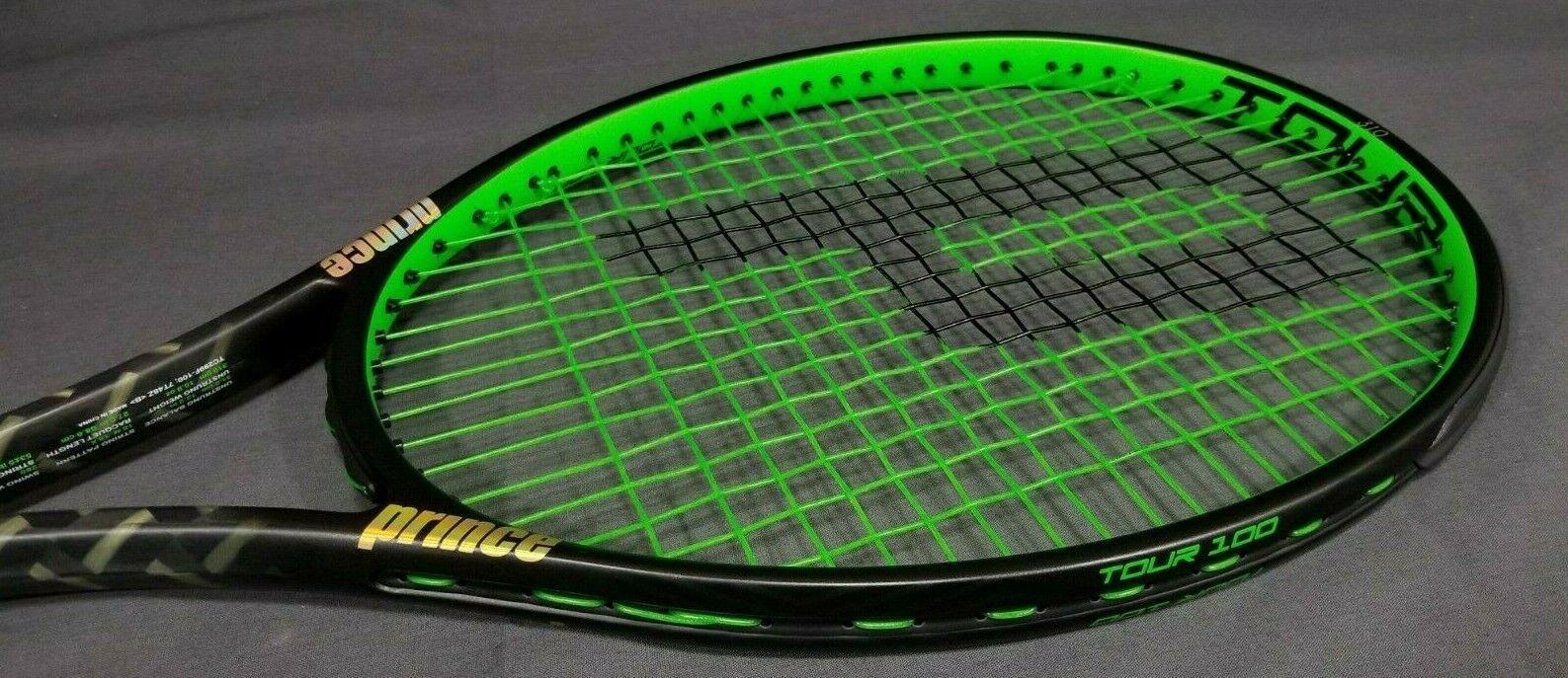NEW Prince Textreme Tour 100P 2019 Tennis Racquet 4 1/4  Strung