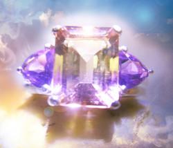 HAUNTED RING 6,000 MAGNIFYING MAJESTIC LUCK WIN TIMING MAGICK MYSTICAL TREASURE - $300.00