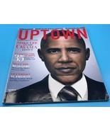 President Barack Obama Uptown Magazine Summer 2008 Spike Lee - $12.85