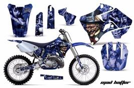 Dirt Bike Graphic Kit Decal Sticker Wrap For Yamaha YZ125 YZ250 96-01 HATTER U U - $169.95