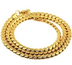 new fashion high quality jewelry hip hop copper chain necklace link for ... - $8.79