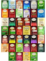Twinings Tea Bags Sampler Assortment Includes Mints 40 Count by Variety Fun - $13.66