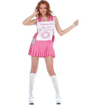 Seven 'til Midnight Women's Sexy UPod Girl Halloween Costume Pink 10146 Size S