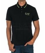 EA7 Emporio Armani Polo Khaki Shirt Size Large - $98.99