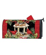 Magnet Works Christmas Dinner MailWrap Magnetic Mailbox Wrap Cover - $14.99