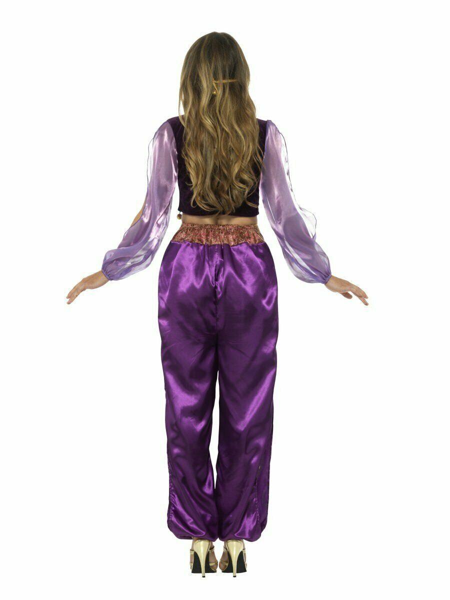 Smiffys Principessa Araba Genio Danzatrice Del Ventre Donne Adulte Costume
