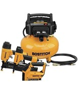 BOSTITCH Air Compressor Combo Kit, 3-Tool (BTFP3KIT) - $267.99