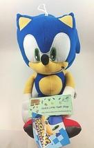 "SEGA Sonic the Hedgehog Arcade Game Plush Doll Stuffed Animal Toy 12"" Au... - $24.70"