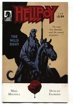 Hellboy: The Wild Hunt #1  2008- Dark Horse NM- - $18.92