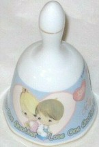 Precious Moments Amour Un Another Porcelaine Cloche Giftco U.S.A - $13.70