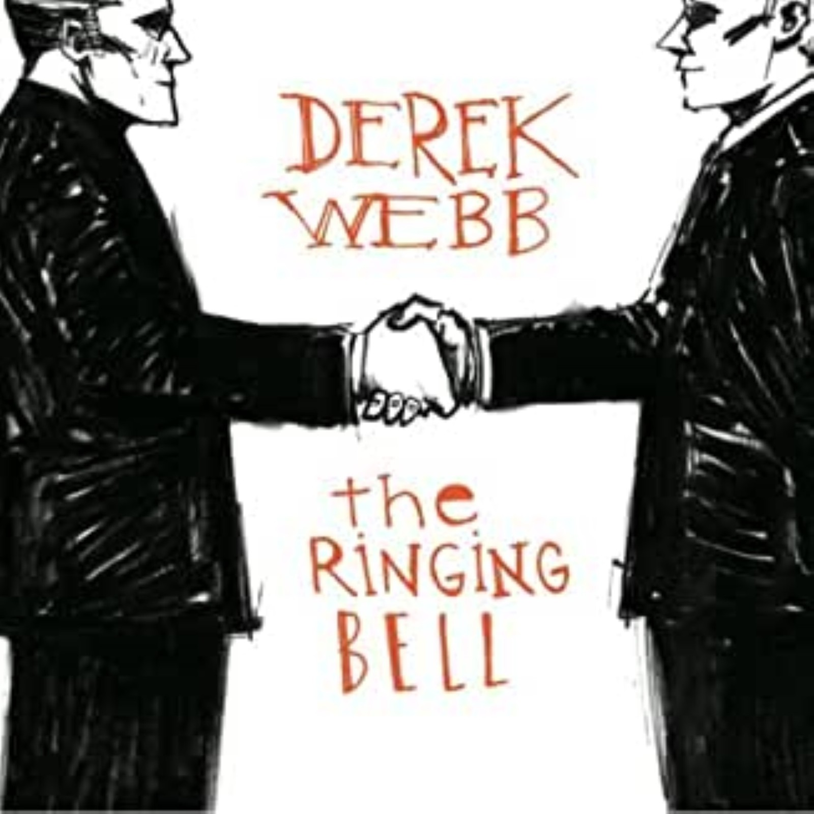 The Ringing Bell by Derek Webb Cd