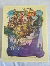 1985 Vintage Jigsaw Puzzle Walt Disney Return to Oz 200 Pieces FACTORY SEALED - $29.95