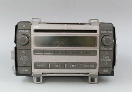 2009 2010 TOYOTA MATRIX AM/FM RADIO CD PLAYER 86120-02710 OEM - $69.29