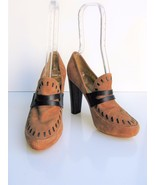 Platform Loafer Pumps Ted Baker Of London Platform Loafer Heels 6.5 $215... - $47.52