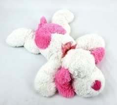 Best Made Toys Inc. Puppy Dog Plush Stuffed Animal Heart Pink Floppy Ears NEW - $18.95