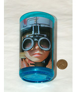 1999 Star Wars Lucas Film Phantom Menace Zak Designs Plastic Sippy Drink... - $9.39