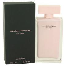 Narciso Rodriguez by Narciso Rodriguez Eau De Parfum Spray 3.3 oz for Women - $131.00